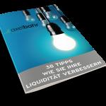 Titelblatt Liquiditätstipps